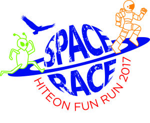 Space Race logo color